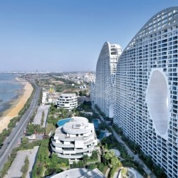 Иновативната китайска жилищна сграда