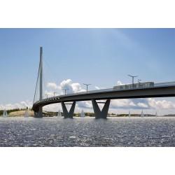 Най-дългият мост във Финландия