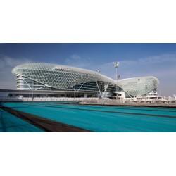 Вижте хотела от бъдещето в Абу Даби