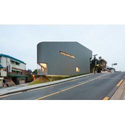Модерната архитектура в Южна Корея