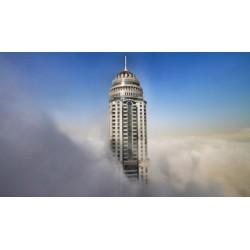 Как изглежда една жилищна сграда в Дубай?