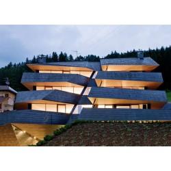 Геометричните форми в архитектурата