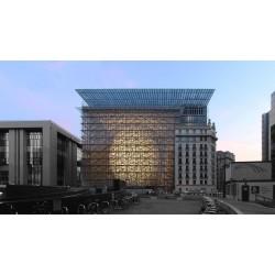 Новата сграда на Европейския съюз