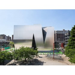 Минималистичният музей в Токио