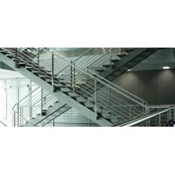 Как да боядисаме стоманеното стълбище в пет лесни стъпки
