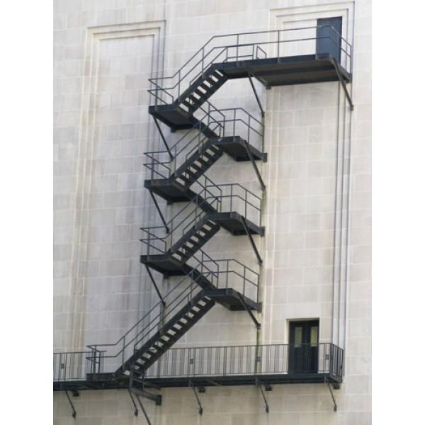 Противопожарни стълби от Metalen.bg