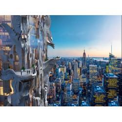 Знаете ли как ще изглежда следващият уникален небостъргач в Ню Йорк?
