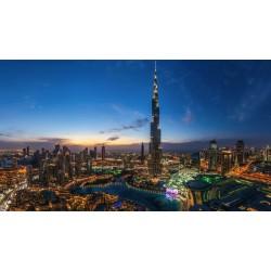 Какво не знаете за най-високата конструкция в света - BURJ KHALIFA