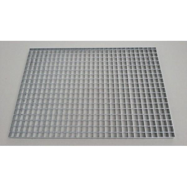 Поцинкована решетъчна скара (гидерос) 700 х 1000 мм