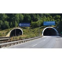 """Ремонтът на най-дългия тунел """"Витиня"""" започна"""