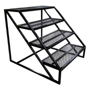 Стъпала за метални конструкции 2